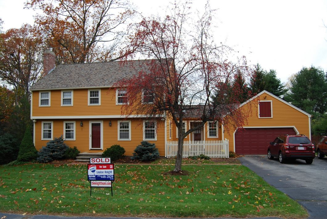 Great Westford MA neighborhood, Heywood Road, Sold