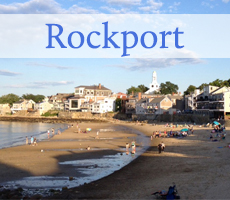 Rockport Front Beach