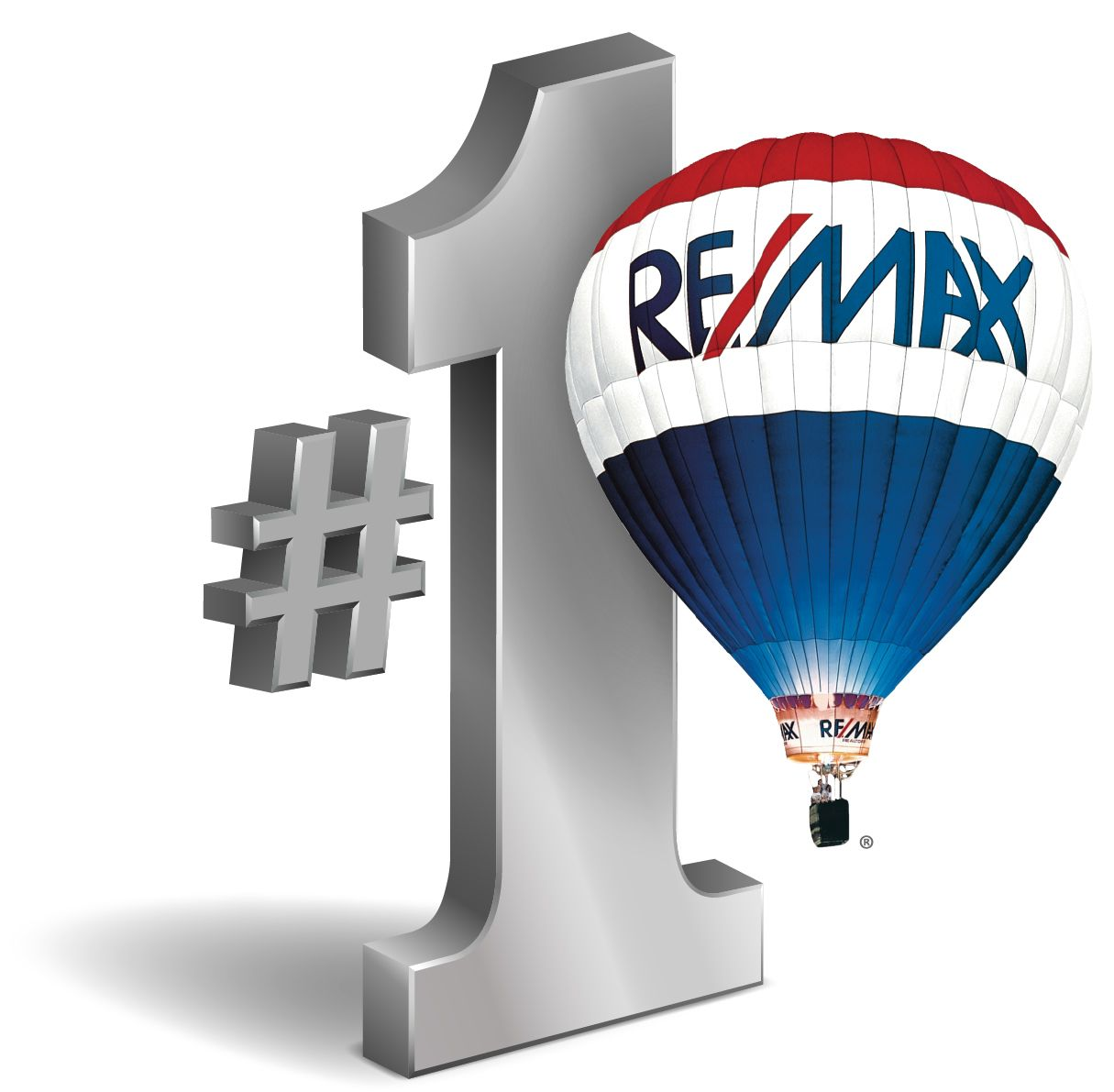 RE/MAX is #1