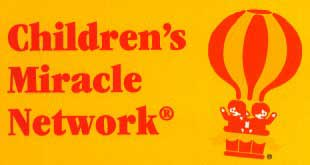 Childrens Miracle Network logo Yellow