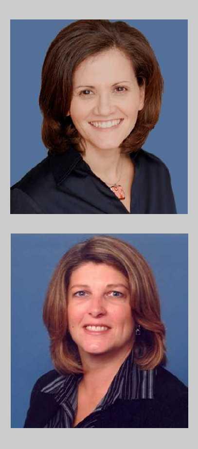 Joanne McDonnell & Linda Montieth