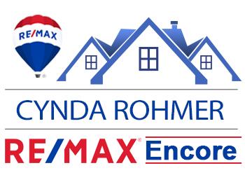 Cynda Rohmer, REMAX Encore logo