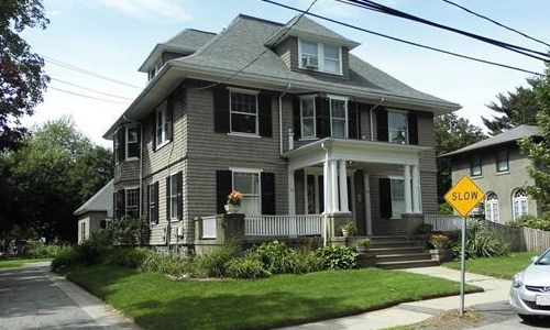 26 Cushing Avenue, Belmont, MA