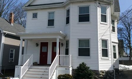84 Gardner Street, Unit 1, Waltham, MA 02453