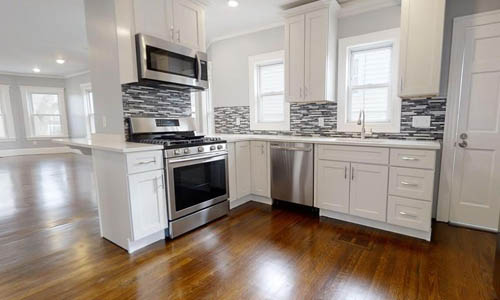 3 family home sold in Watertown, MA