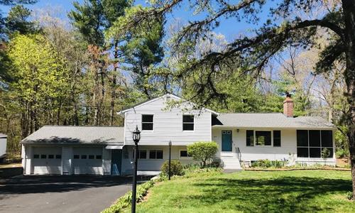 Detached Multi Level home for sale in Sudbury, MA