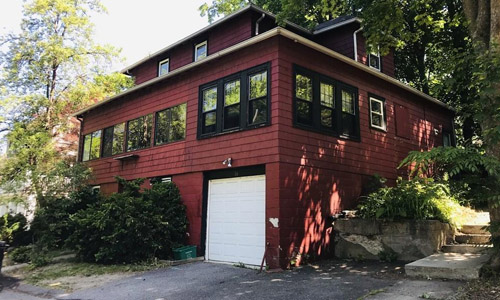 Detached Red Colonial for sale in Watertown, MA