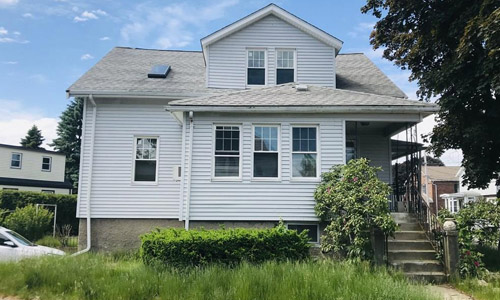 Detached Cape for sold Watertown, MA