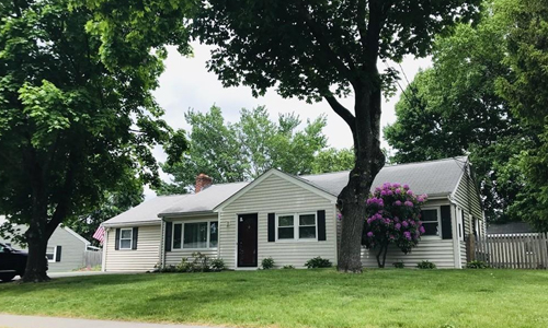 Detached Ranch sold in Natick, MA