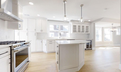 Four bedroom apartment for rent in Watertown, MA