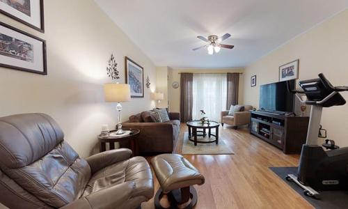 One bedroom mid-rise condo for sale in Boston, MA