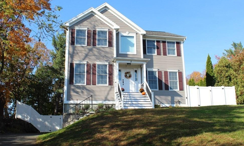 4 bedroom colonial for sale in Waltham, MA