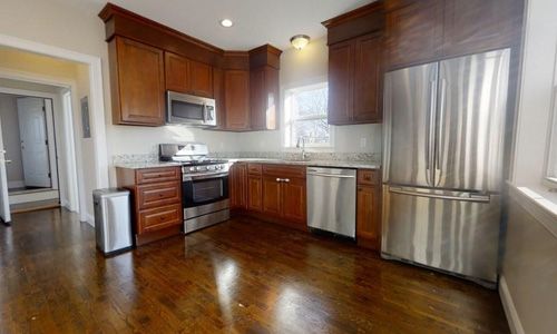 Three bedroom apartment rented in Watertown, MA