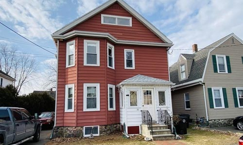 Two family home in Watertown, MA