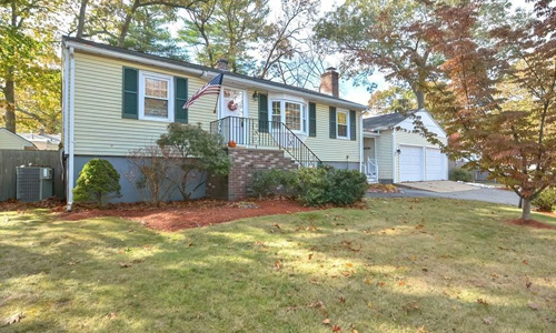 33 Lantern Lane Burlington, MA 01803