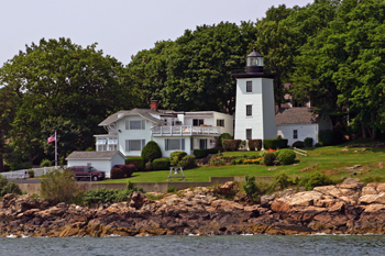 Hospital Point Lighthouse, Beverly MA