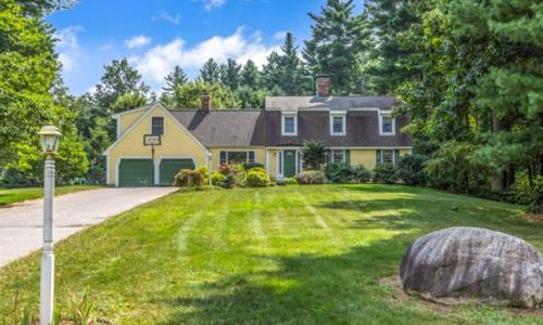 5 Saddle Lane, Groton, MA 01450