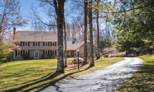 54 Saddle Lane, Groton, MA 01450