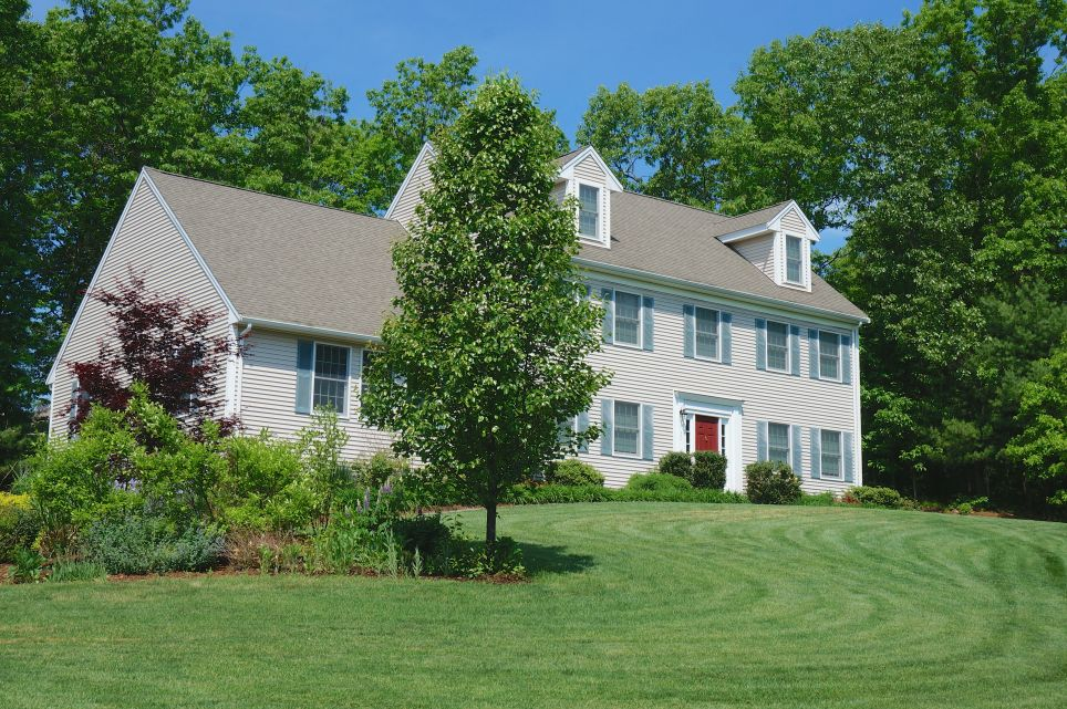 Gorgeous custom colonial in Groton