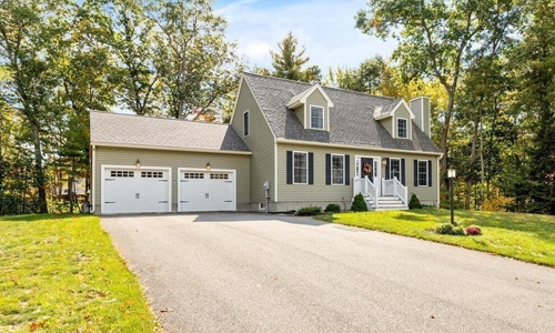 Three bedroom detached Cape for sale - exterior shown