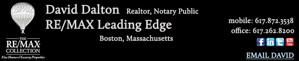 David Dalton, REMAX Leading Edge, Boston, MA