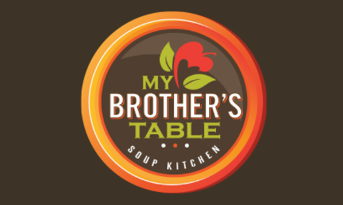 Logo for My Brother's Table Soup Kitchen.