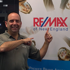 Jim Baptista pointing at videos