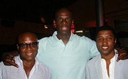 Mr. Real Estate Boston and LA Reid, Mark & Babyface