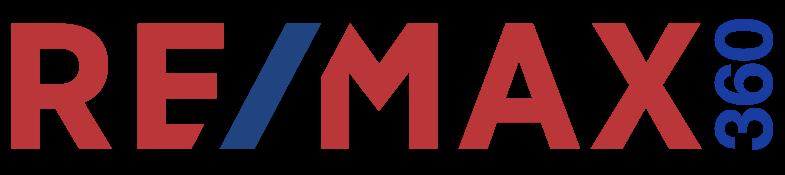 REMAX 360 word logo