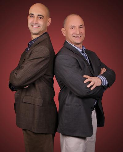 Joe and Steve Fisichelli
