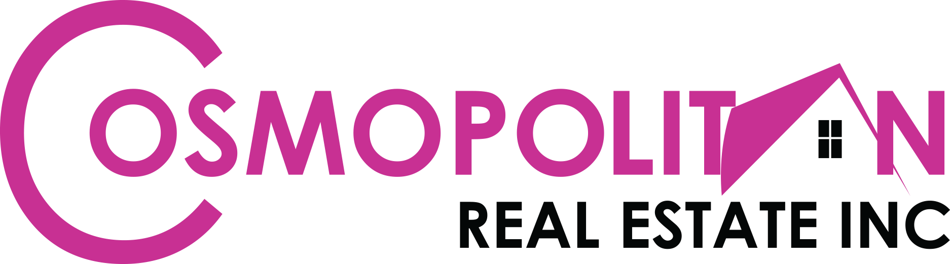 COSMOPOLITAN Real Estate, Inc. logo