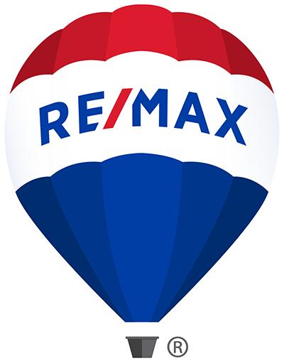 RE/MAX balloon logo