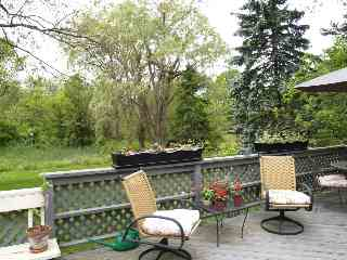 Home for sale Danvers MA deck