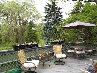 home for sale Danvers MA deck 3