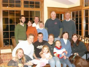 Christmas 2008 Family
