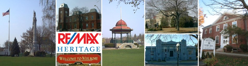 REMAX Heritage with offices in Melrose, Reading, North Reading and Wakefield, MA.