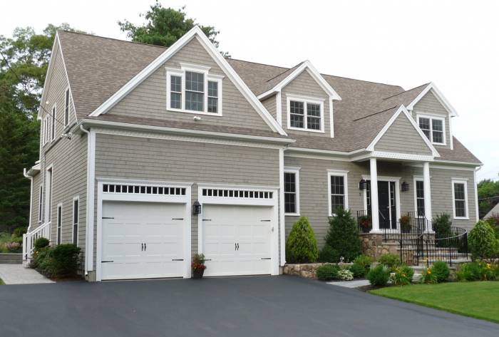 Ideas Shutters Garage Garage Doors House Color Siding Ideas