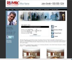 Agent Site Design