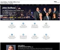 John Delrose - iMax Design Sample