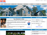 RE/MAX Advantage Real Estate - iMax Design Sample