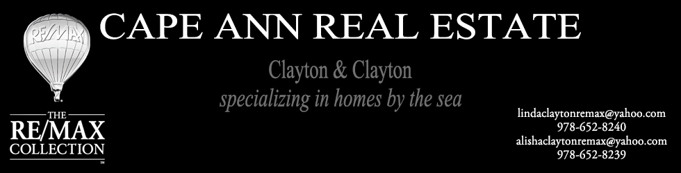 Linda Clayton provides real estate services in the Cape Ann area