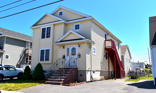 3 bedroom townhouse for sale in Revere, MA - exterior of property shown
