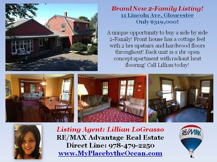 11 Lincoln Ave, Gloucester, MA