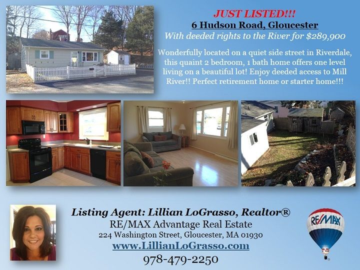 Call Lillian LoGrasso for a private showing 978-479-2250
