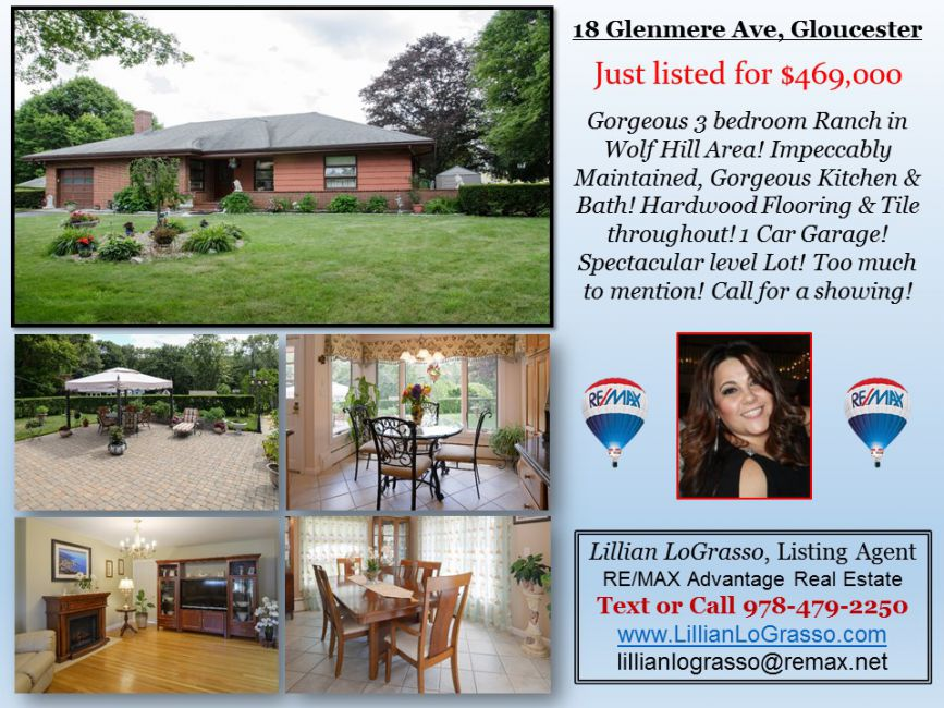 18 Glenmere Ave, Gloucester... Click on the ad for a full listing sheet!
