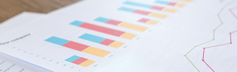 colorful bar graphs