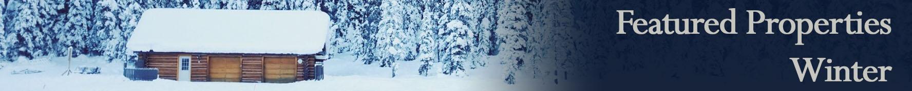 Featured Properties - Winter