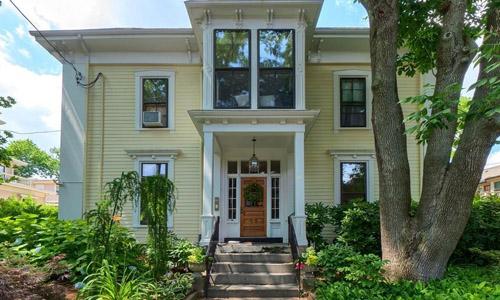 2 bedroom low-rise condo sale in Cambridge, MA