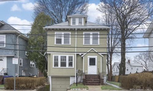Four bedroom Detached Colonial sold in Boston, MA