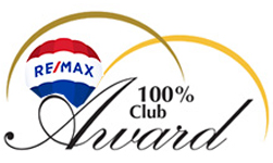 RE/MAX One Hundred Percent Club logo